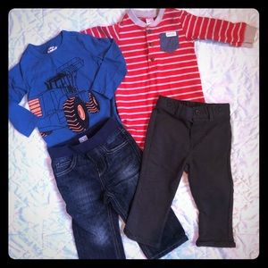 Other - 12-18 month boy lot (Gap, Carter's, Cat & Jack)